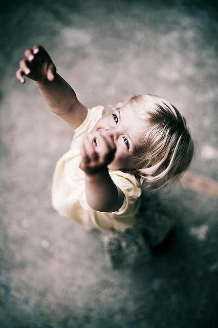 C'est cette innocence de l'enfant, qu'il vous faut être…
